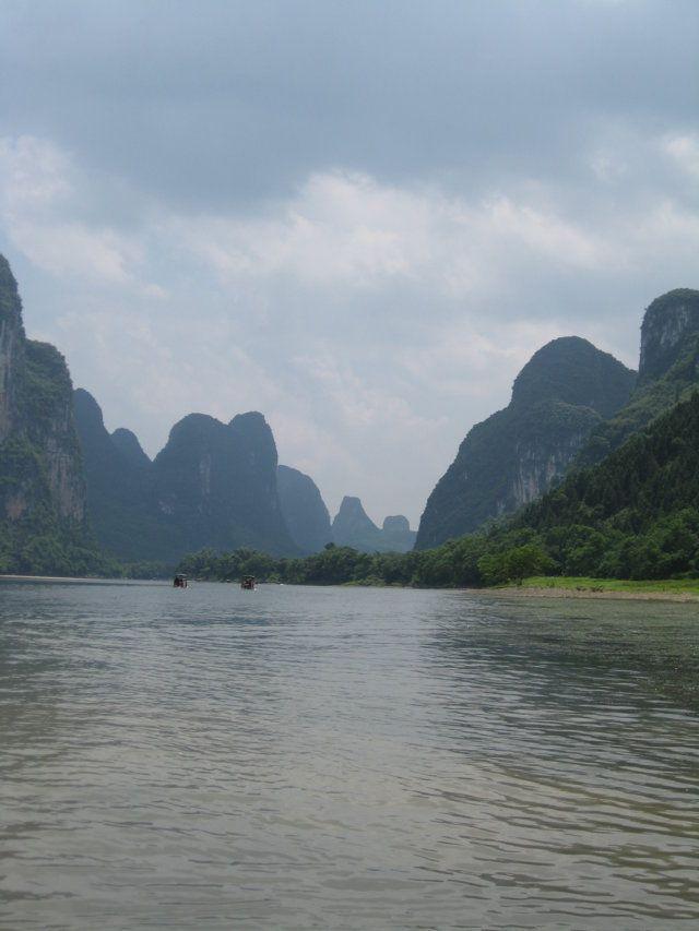 """Guilin en China, aquí se rodaron escenas de la película """"El velo pintado"""""""