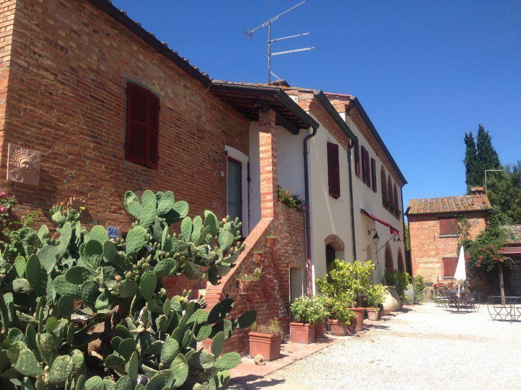 Nuestra casa rural en Sinalunga.