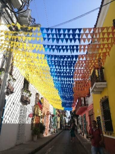 Barrio de Getsemaní, Cartagena de Indias